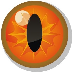 Snake Eye - Kostenloses vector #210135