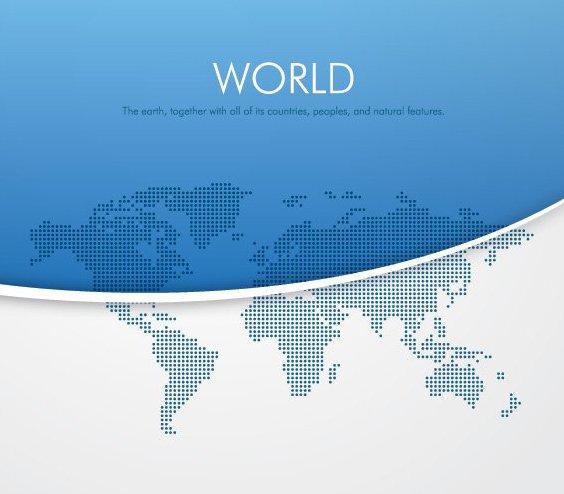 мир - бесплатный vector #210475
