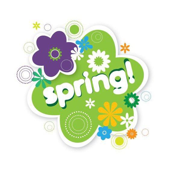 printemps - vector gratuit #210895