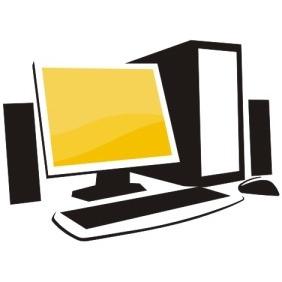 Modern Computer - Free vector #211055