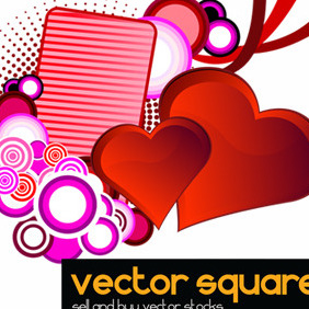 Love Background - Kostenloses vector #211165