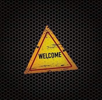 Welcome - Free vector #211355