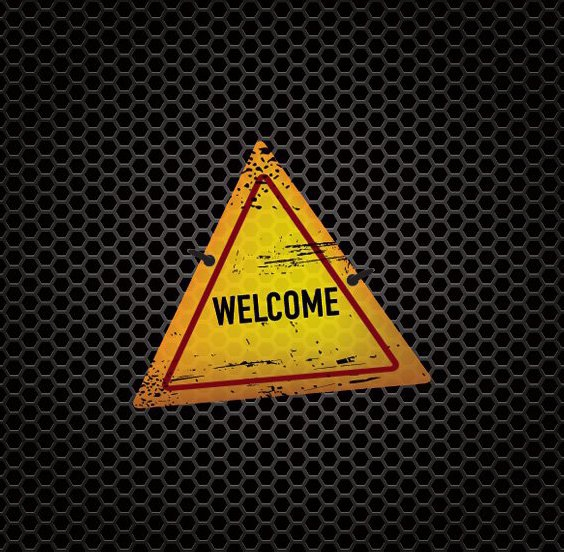 Welcome - vector #211355 gratis