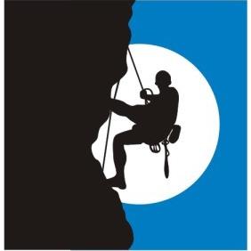 Rock Climbing - Free vector #211695