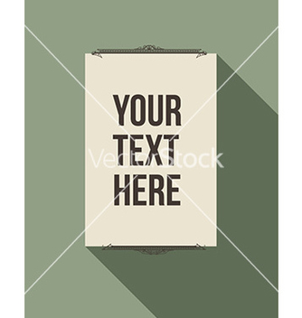 Free signage vector - Free vector #211905