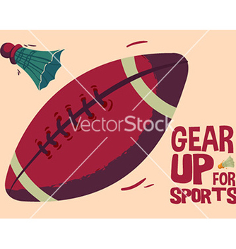 Free gear up for sports background vector - vector #212795 gratis