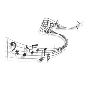 Free Music Notes Vector - Kostenloses vector #213495