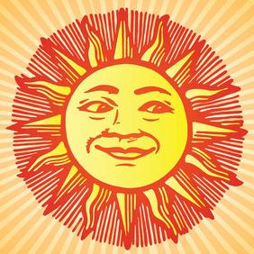 Sun - Free vector #213835