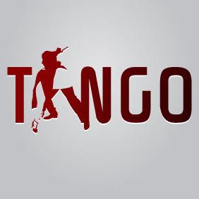 Tango Logo Template - Kostenloses vector #214115