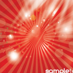 Abstracts Transparent Design In Red Shining Vector - Free vector #215225