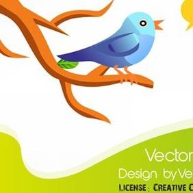 Free Vector Twitter Bird - Free vector #215285