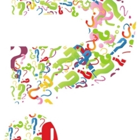 Question Mark - vector #215565 gratis