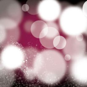 Black Blur Bubbles Vector Art Design - Free vector #215605