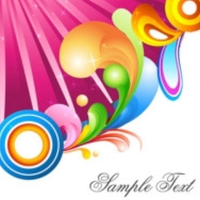 Colorful Background By Vector Fresh - vector #216515 gratis
