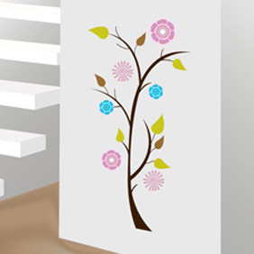Vector Wall Design - Free vector #217235