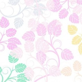 Colorful Vector Petals - vector gratuit #217285