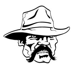 Cowboy Vector - Free vector #217315