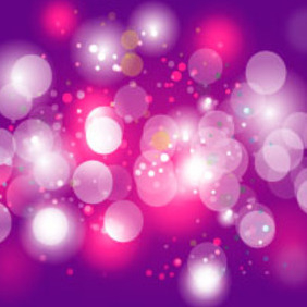 Purple Touch Vector - Free vector #217435