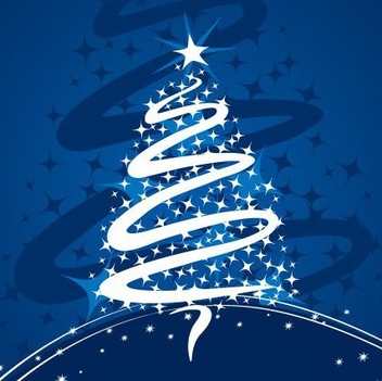 Christmas Tree - vector gratuit #217725