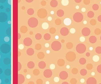 Bubbly Background - Free vector #218205
