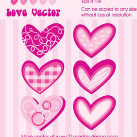Love Vector - Free vector #218245