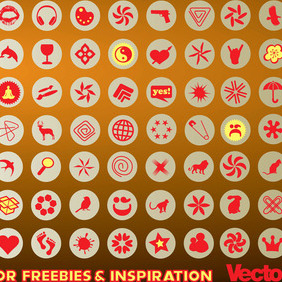 Free Vector Icon Pack - Free vector #218855