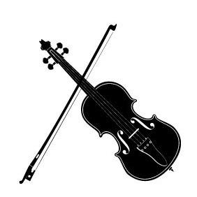 Violin Vector Image - Kostenloses vector #218895