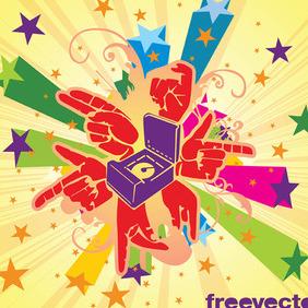 Free Music Vector - Kostenloses vector #219225