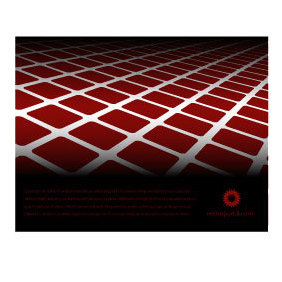 Red Perspective Grind Vector - Free vector #219295