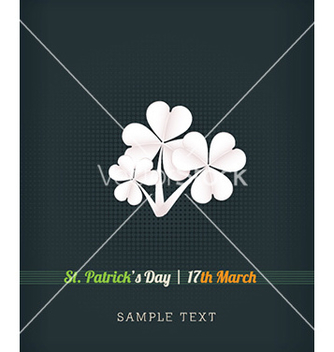 Free st patricks day vector - бесплатный vector #219355