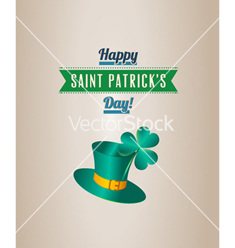 Free st patricks day vector - бесплатный vector #219565