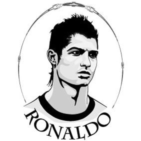 Cristiano Ronaldo Vector Portrait - Kostenloses vector #219585