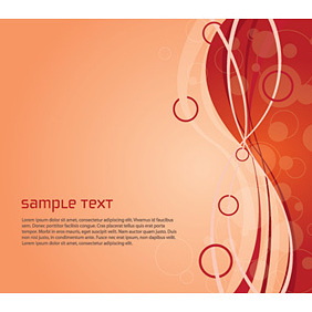 Reddish Design - Free vector #219665