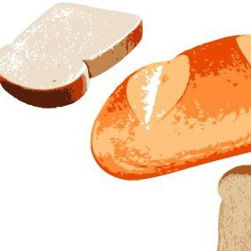 Bread - Free vector #219755