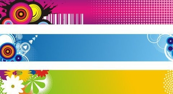 Banners attack 2 - Free vector #219935