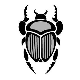 Beetle Vector Image - Free vector #219985