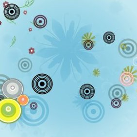 E-bleu Background - vector #221295 gratis