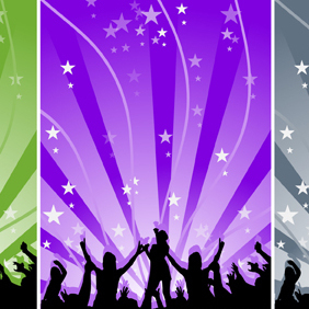 Party Vector - vector #221355 gratis