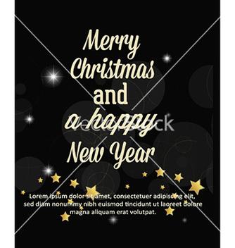 Free happy new year vector - Free vector #222475