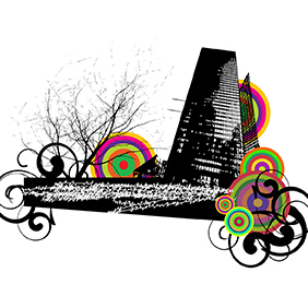 Urban Vector - vector gratuit #222745