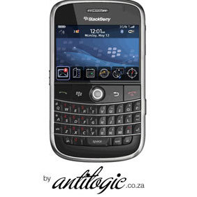 Blackberry Bold Smart Phone Vector - vector gratuit #222845