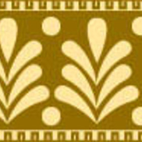 Decorative Strip - vector gratuit #222895