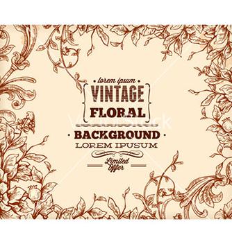 Free vintage vector - Kostenloses vector #223655