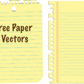 Paper Notepads - Free vector #223715