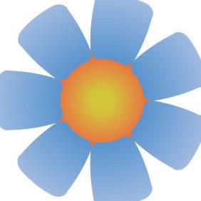 Flower Vector - Free vector #223855