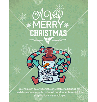 Free christmas vector - Kostenloses vector #224145