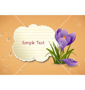 Free frame with floral vector - Kostenloses vector #224185