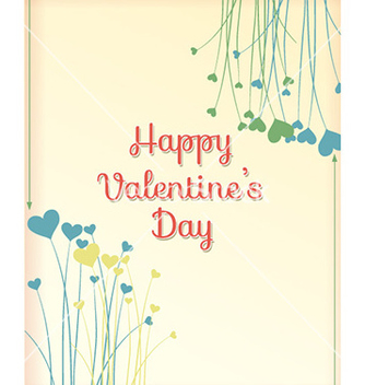 Free happy valentines day vector - vector #224345 gratis