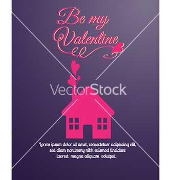 Free happy valentines day vector - Free vector #224375