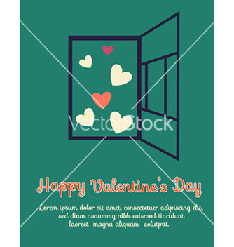Free happy valentines day vector - vector gratuit #224435